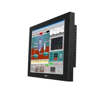 LS530H 15 inch cheap touch screen all in one pc with LCD display or monitor
