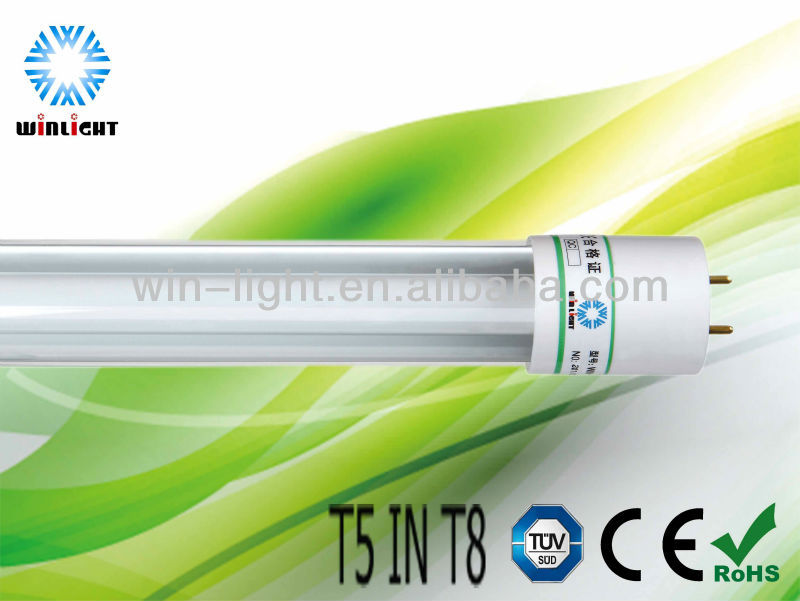 nanotechnology products T5 in T8, tube in tube