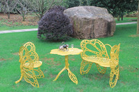 garden furniture outdoor furniture cast aluminum furniture Set 019