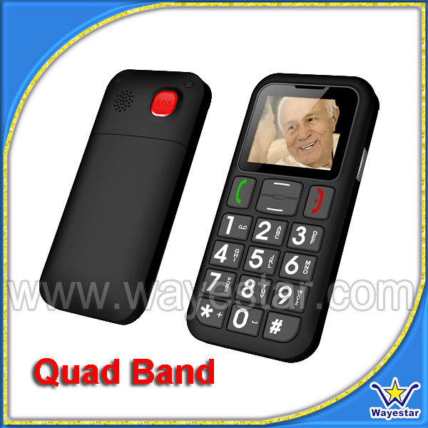 Mobile phone with big keyboard mobile phone for elderly