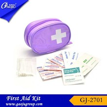 Welcome OEM ODM latest design mini car first aid kit/box