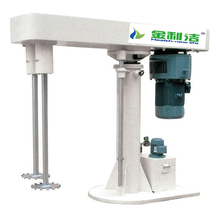 paint color mixing machine water based lab mixer machine