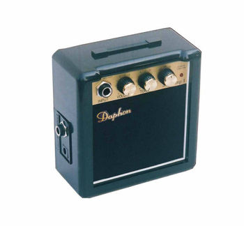 Pop sale!! Daphon Guitar Mini amp/amplifier MiniAmp1