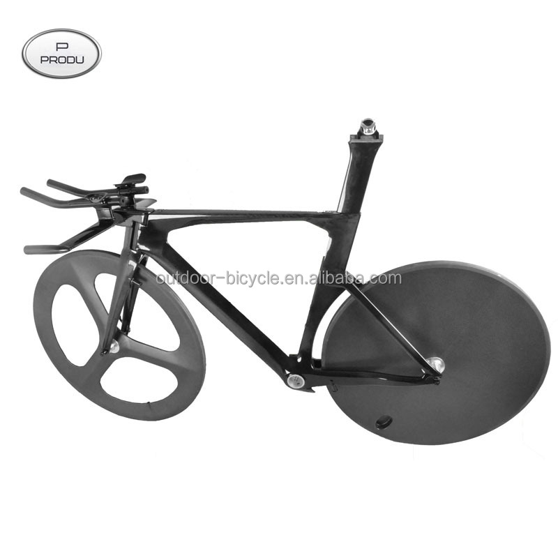 Baolijia OEM wholesales Chinese carbon tt bike frame