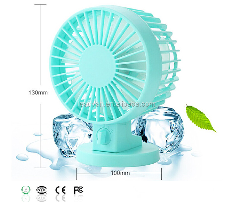5v DC electric portable desk mini usb fan for promotion Air Cooling Fan Mini fan manufacturer in China