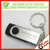 Metal USB Flash Disk Keychain for Promotion