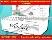 whitelight glutathione sublingual spray ( be a member one time and get 25% discount lifetime to all products).