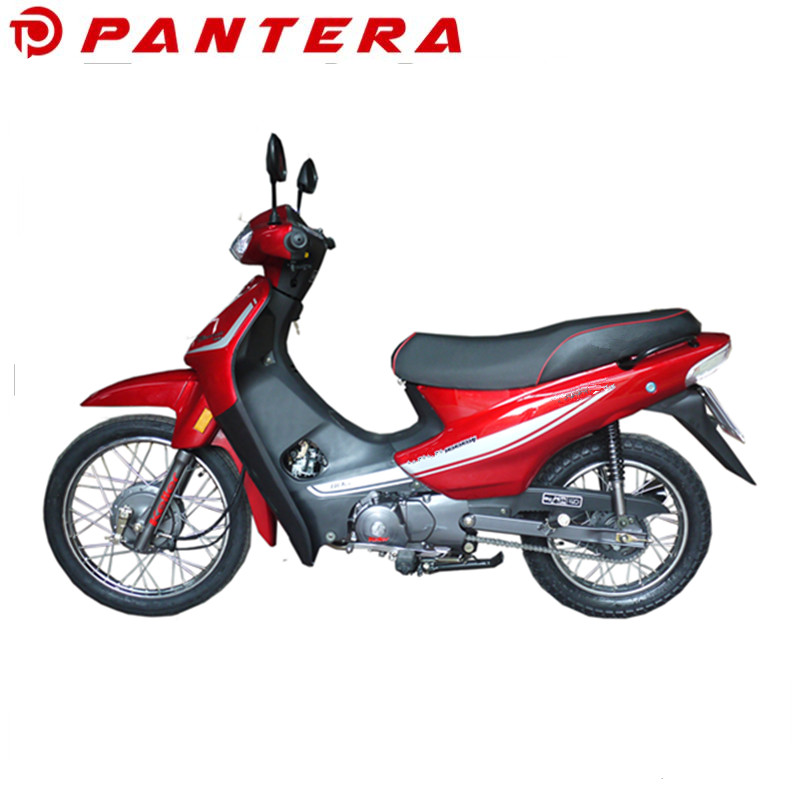 China Chong Export Factory Price 110cc Motocicletas Cub Moped