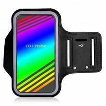 Wholesale OEM / ODM Running sports armband case for mobile phone neoprene arm band