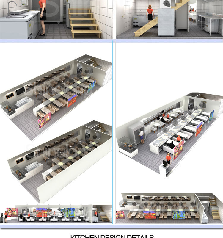 Best sushi equipment for restaurant kitchen project