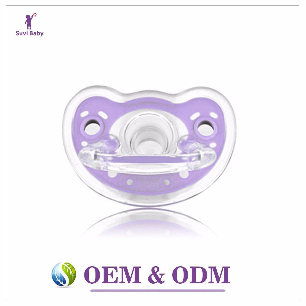 Wholesale fda large pretty baby silicone nipple manufacturers