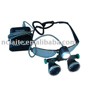 LED light with Magnifier