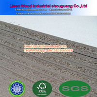 25mm Melamine Particle Board ,Wood Panels Plain Particle Board 35mm 40mm