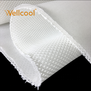 double side different air cooling fabric