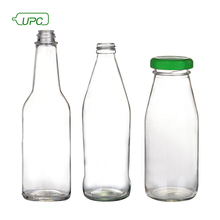 350ml Beverage Juice Glass Bottle With Cap