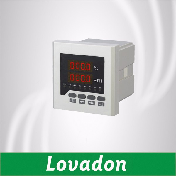 Controller -40-100C 0-100RH Temp and Humidity Meter Digital Humidity and Temperature Meter