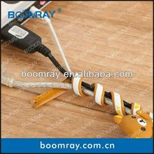 New high quality animal cable winder electrical mobile silicon cover