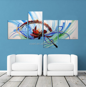 handmade fabric painting designs on canvas