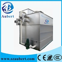 Energy saving evaporative condenser cooling tower tower