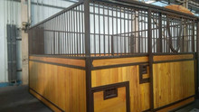 Horse stable in high quality with customized service provided