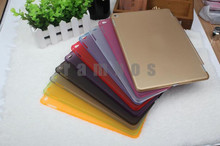 Ultra Thin Hard Plastic Case Matte Back Tablet Cover for iPad Air 2 for iPad 6
