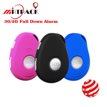 Fall Detection for Children personal gps tracker for old people Re-upload data for blind area ET017S