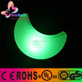 waterproof remote control LED crescent moon light