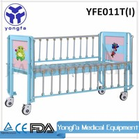 YFE011T Preco Barato Fabricante profissional Hospital Children Bed For Sale Short Lead Time infant hospital bed