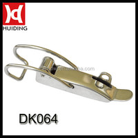 Stainless steel tool box latches / flight case materials / DK065