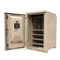 Stainless steel equipment rack SK-235M/outdoor telecom enclosure/ip54 waterproof metal case with lock