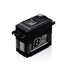 Poder HD B2 Brushless High Torque Digital Servo 35Kg Para RC carro de Escalada, motor a gasolina
