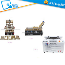 Full Set LCD Repair Machine with CE for Mobile Phone LCD Glass Refurbishing from Start to End