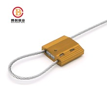 Adjustable self locking container cable security seal BC-C201