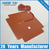 Silicone Electric Industrial Heating Blankets