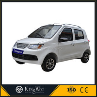 China 4 Seat Utility Electric Vehicle