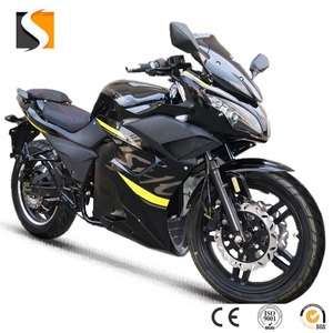3000W High Speed DP Electric Motorcycle for Adult