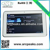 9 inch MTK6577 f2 tablet pc mid dual sim phone