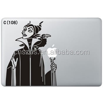 Fairy Stickers Skin Local Cover Case For iPad Snow White Stickers ipad Mini Macbook Air, Customized Deisgn Accepted