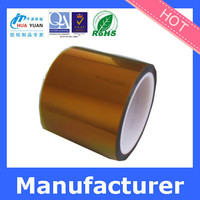 factory supply 280 degree high temperature printing silicone adhesive polyimide tape g17