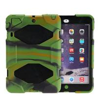 Extreme Durable Shockproof Waterproof Dustproof PC silicone tablet case scratchproof Screen Protector cover for ipad mini 3