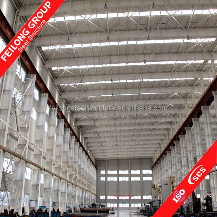 steel structure industrial building&steel structure shed