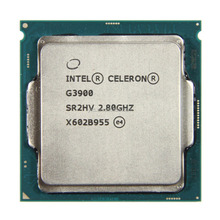 Original Processor for Intel Celeron G3900 Dual Core 2.8GHz TDP 51W LGA 1151 2MB Cache With HD Graphics 14nm Desktop CPU