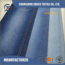 Economic and Reliable indigo yarn dyed stripe denim fabric for shirts