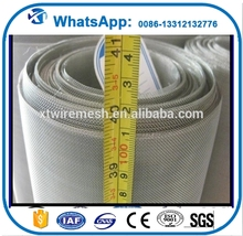Car grille mesh - Jaguar Mesh - 6.87mm Aperture - 1.6mm Wire - SS316L- Diamond Pattern - Stainless Steel Woven Wire Mesh