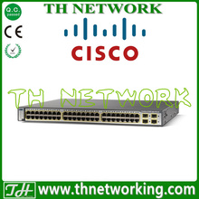 Original new Cisco Catalyst 3750 Series 10/100/1000, GE, 10GE Workgroup Switch WS-C3750G-48PS-S