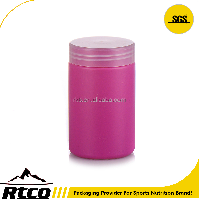 Durable plastic drink protein bottles