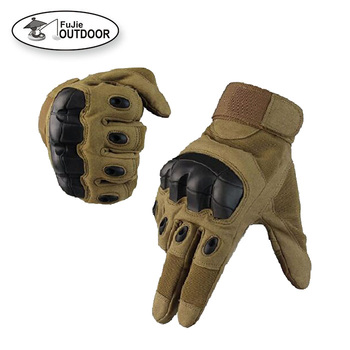 Full Finger Outdoor Glove Touch Screen Men`s Tactical Cycling Hunting Climbing Sports Glove