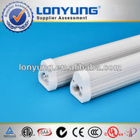 ETL TUV CE ROHS C-tick SAA led t5 fluorescent tube light fittings 1ft 2ft 3ft 4ft 5ft 6ft