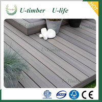 Building waterproof and anti-uv wpc decking outdoor furniture sale