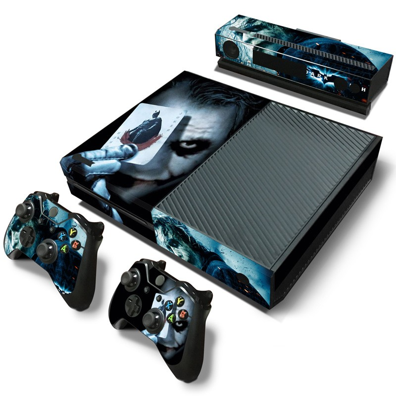 2015 Supply sticker for xbox one skin,Skin for xbox one console with controller